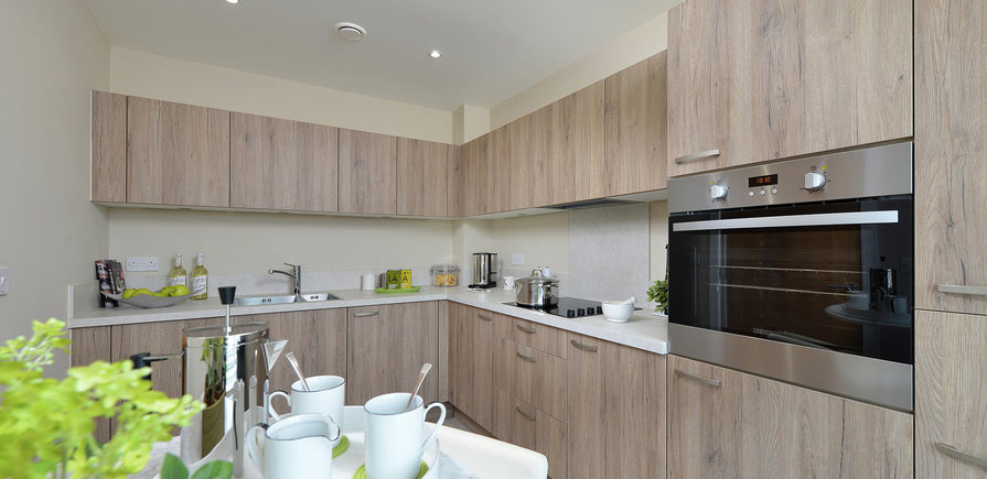 Berkeley, Bersted Park,Plot 1 Showhome Interior , Kitchen