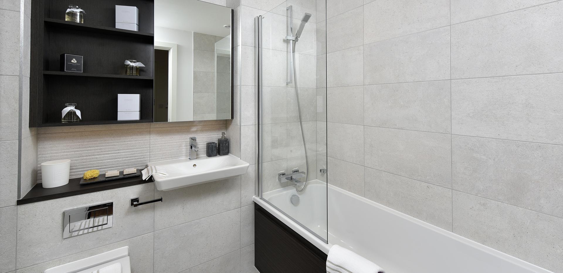 Berkeley, Brunswick Square, Interior, Bathroom