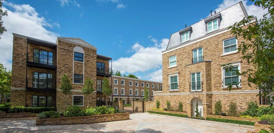 Berkeley, Chiswick Gate, 5 Bed Townhouse, Entrance, Interior