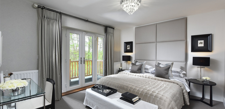 Berkeley, Edenbrook, Bedroom, Plot 152