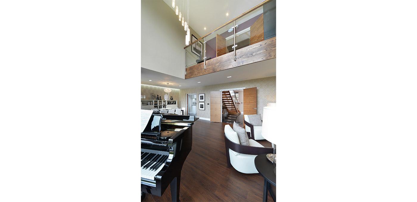 Berkeley, Edenbrook, Lounge, Interior