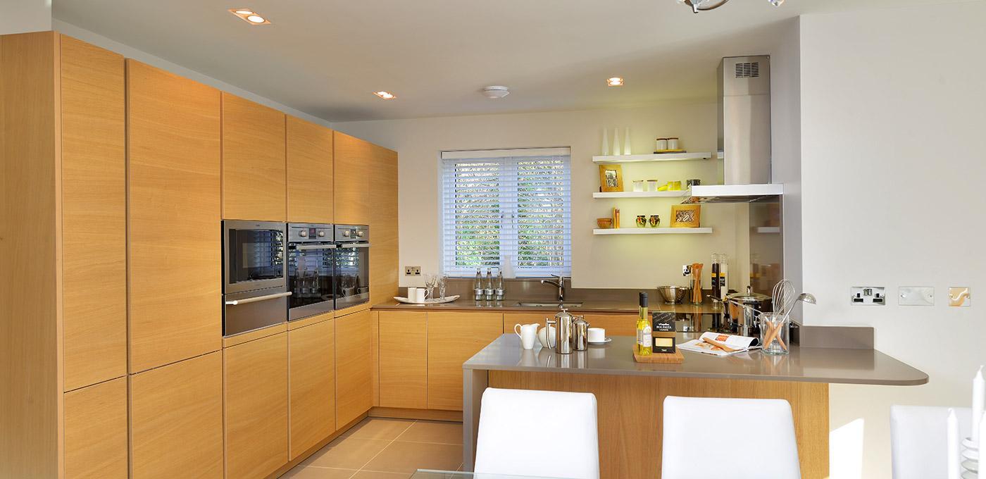 Berkeley, Edenbrook, Kitchen, Interior