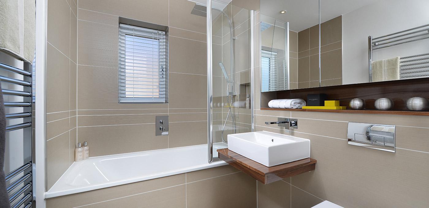 Berkeley, Edenbrook, Bathroom, Interior