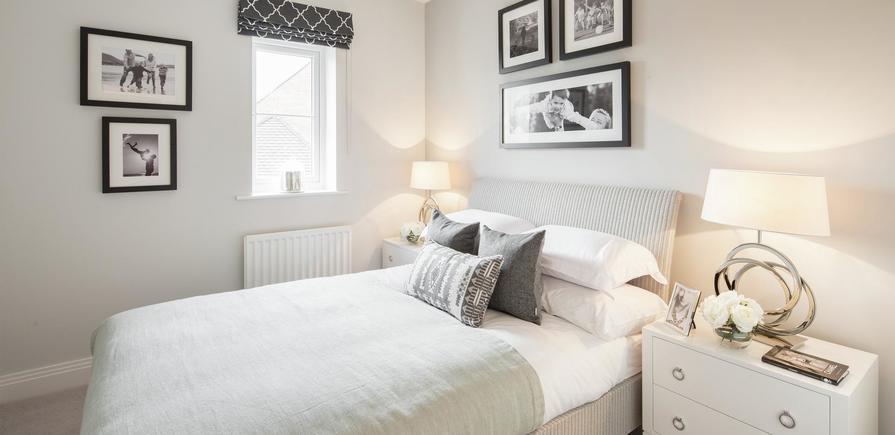 Berkeley, Eldridge Park, Indicative Interior, Bedroom