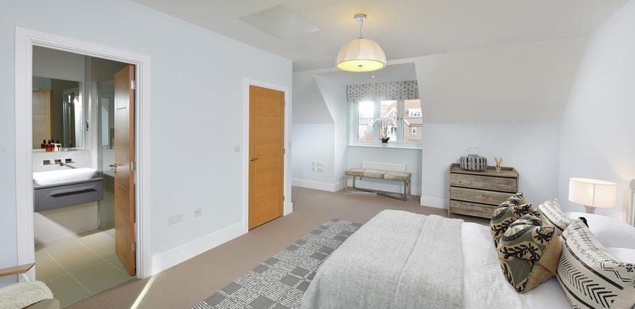 Berkeley, Highwood, River Walk, Bedroom02