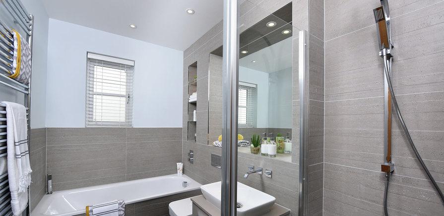 Berkeley, Highwood, River Walk, Interior, Bathroom