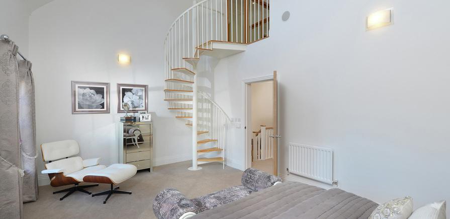 Berkeley, The Avenue, Finchley, Interior, Bedroom