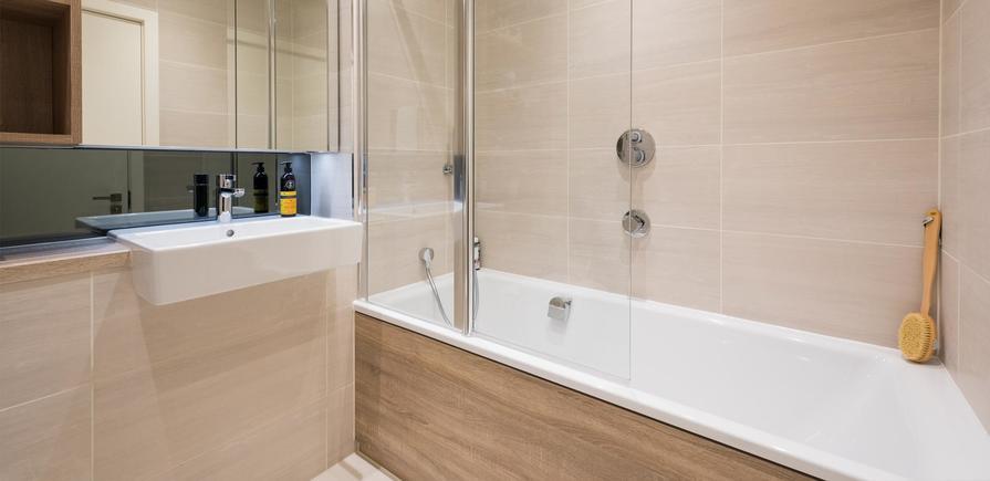 Berkeley, Kidbrooke Village, Urban Houses, Interior, Bathroom