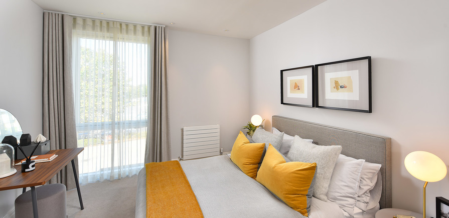 Berkeley, Queenhurst, Bedroom 02, Interior 09