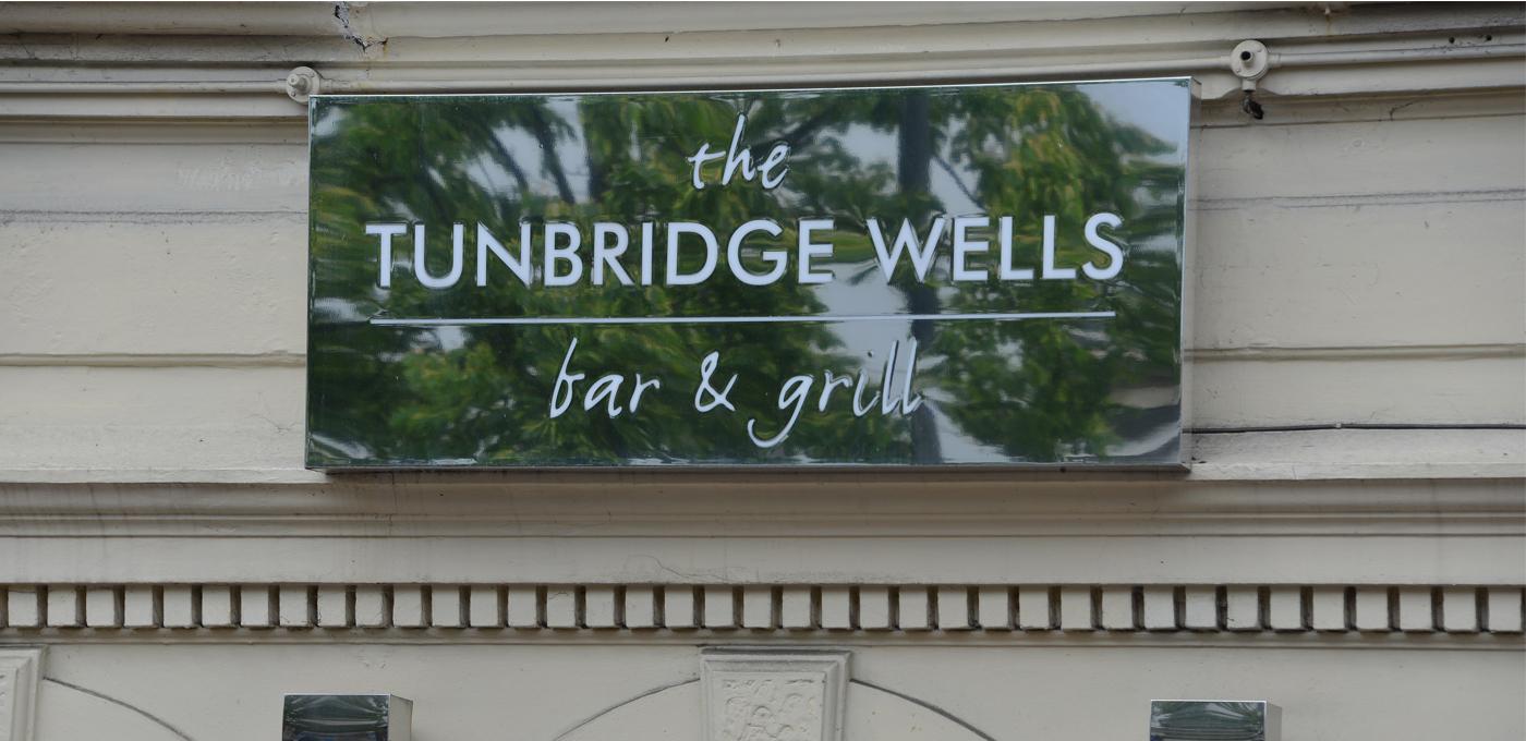 Berkeley, Royal Wells Park, The Tunbridge Wells Bar & Grill, Local Area