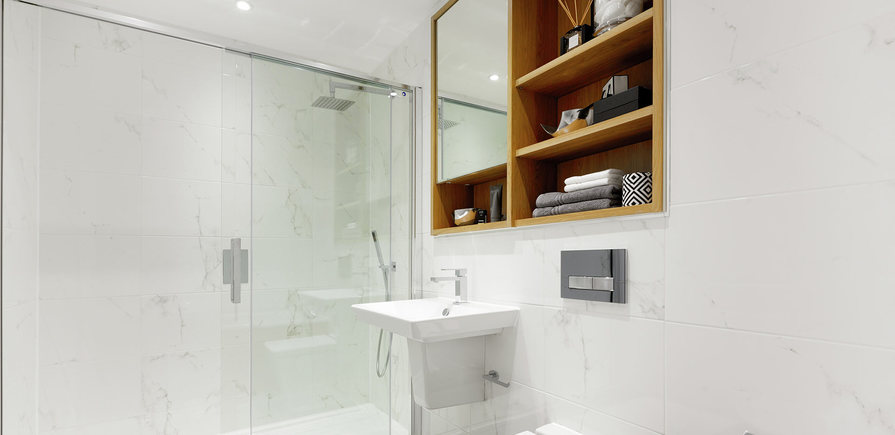Berkeley, Royal Wells Park, Interior, Plot 4, Bathroom