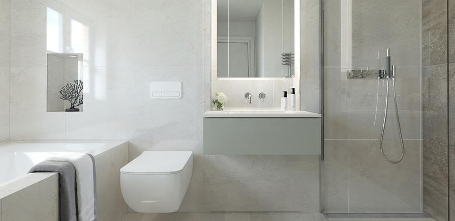 Berkeley, Taplow Riverside, Bathroom, Interior