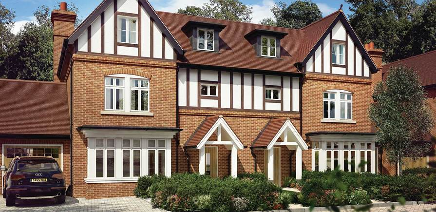 Berkeley, Taplow Riverside, Exterior, View01
