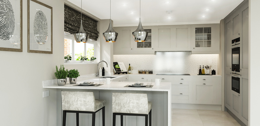 Berkeley, Taplow Riverside, Kitchen, Interior