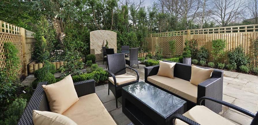 Berkeley, Taplow Riverside, Interior, Indicative Garden