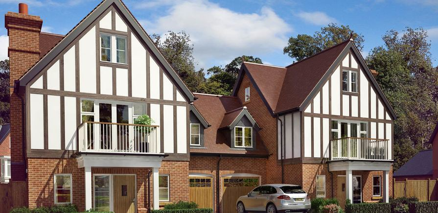 Berkeley, Taplow Riverside, Jubilee Meadows, Plot 117 and 118, Indicative, Exterior