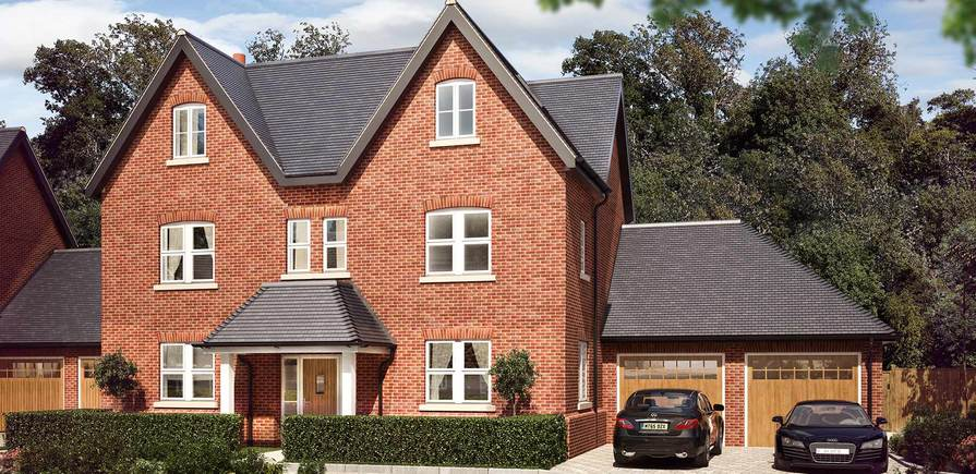 Berkeley, Taplow Riverside, Jubilee Meadows, Plot 110, Indicative, Exterior