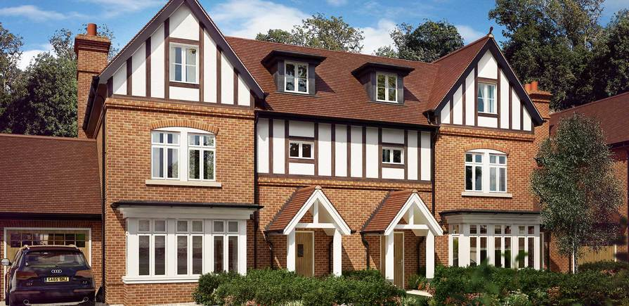 Berkeley, Taplow Riverside, Jubilee Meadows, Plot 104 and 105, Indicative, Exterior