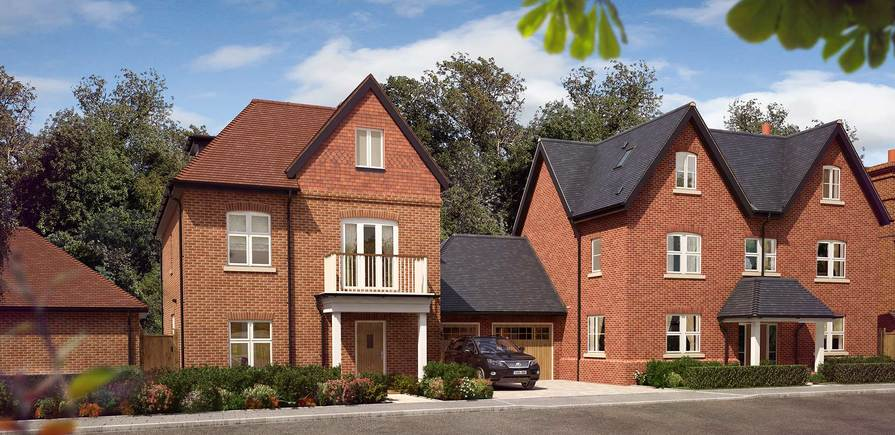 Berkeley, Taplow Riverside, Jubilee Meadows, Plot 119 and 120, Indicative, Exterior