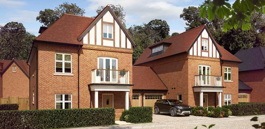 Berkeley, Taplow Riverside, Jubilee Meadows, Plot 114 and 115, Indicative, Exterior