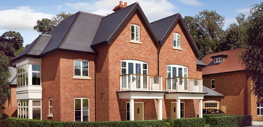 Berkeley, Taplow Riverside, Jubilee Meadows, Plot 92 and 93, Indicative, Exterior