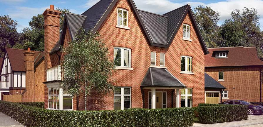 Berkeley, Taplow Riverside, Jubilee Meadows, Plot 116, Indicative, Exterior