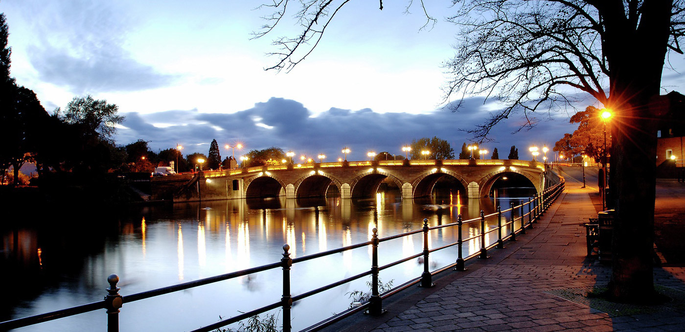 Berkeley, The Waterside at Royal Worcester, Worcester Bridge, Local Area