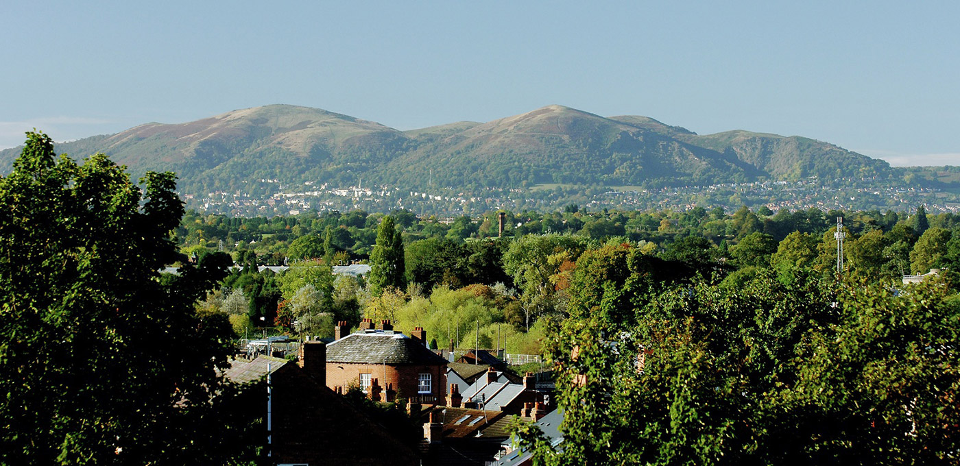Berkeley, The Waterside at Royal Worcester, Malvern Hills, Local Area