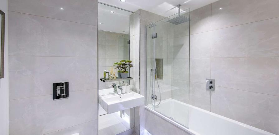 Berkeley, Vista, Bathroom