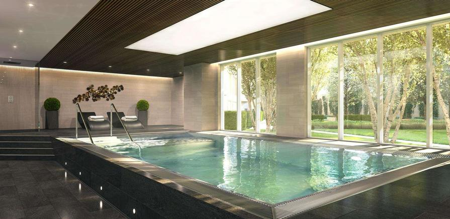 Berkeley, Vista, Swimming Pool