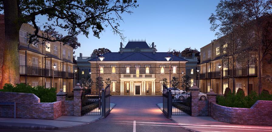 Berkeley, Wimbledon Hill Park, Search