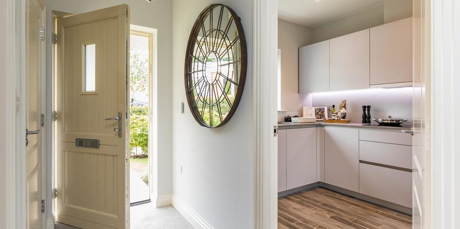 Berkeley, Woodhurst Park, Living Room, Interior