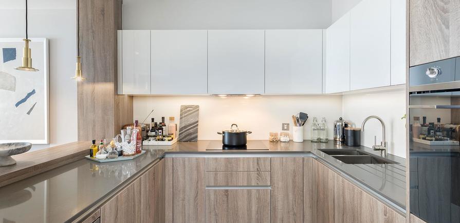 Berkeley, Queenshurst, Kitchen & Dining, Interior 03