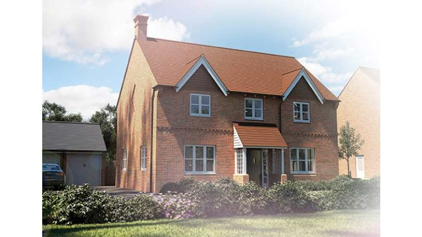 Harwood Place In Woolton Hill By Bloor Homes Whathouse