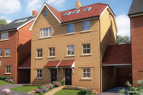 Hemel Hempstead, Hertfordshire HP3