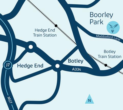 Botley, Hampshire SO32