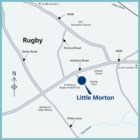 Little Morton in Rugby