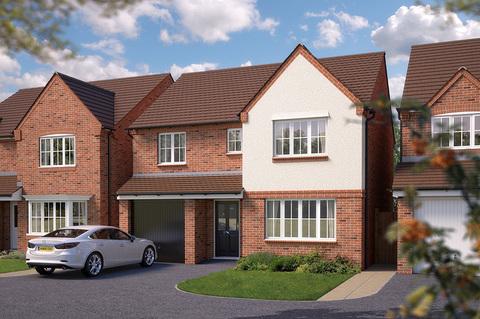 Shrewsbury, Shropshire SY3