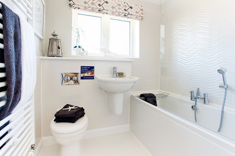 7. Typical Bathroom