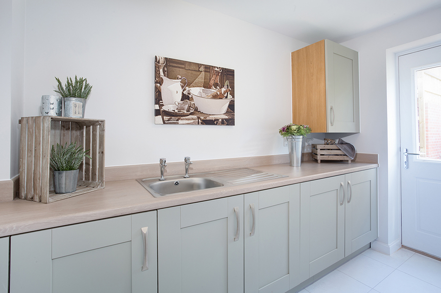 6. Typical Utility Room