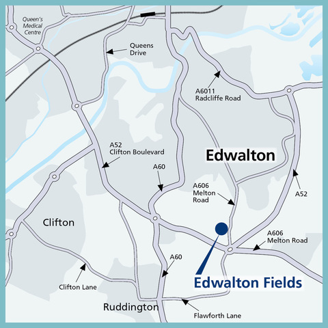 Edwalton Fields in Edwalton