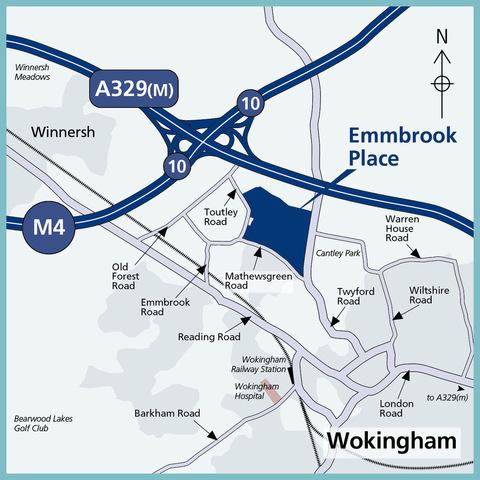 Wokingham, Berkshire RG41