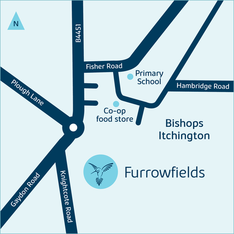 Furrowfields in Bishops Itchington