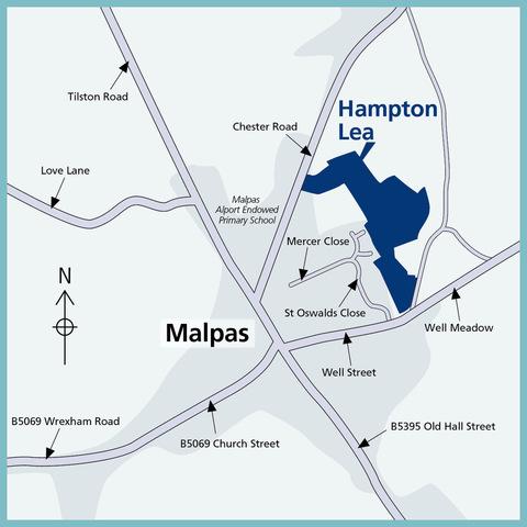 Hampton Lea in Malpas