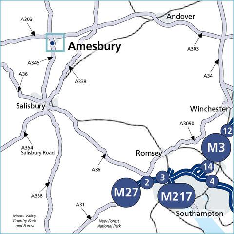 Amesbury, Wiltshire SP4