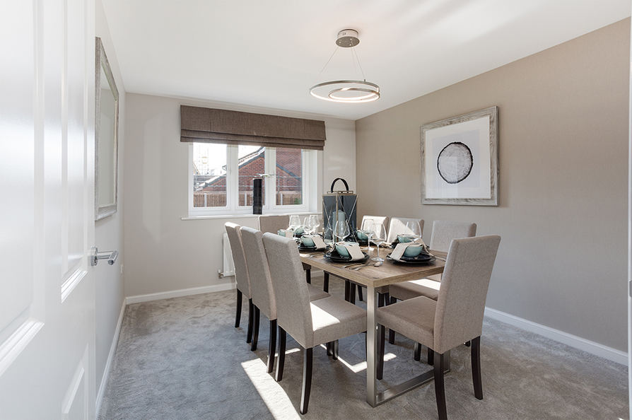 03. Typical Dining Room