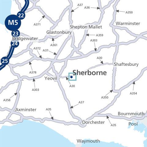 Sherborne, Dorset DT9