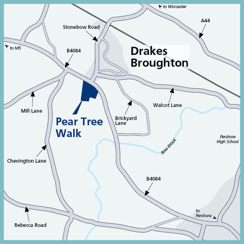 Drakes Broughton, Worcestershire WR10
