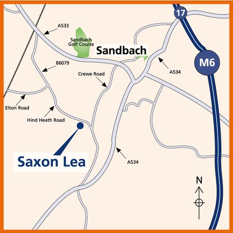 Saxon Lea in Sandbach