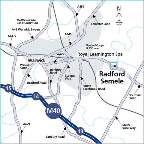 Radford Semele, Warwickshire CV31